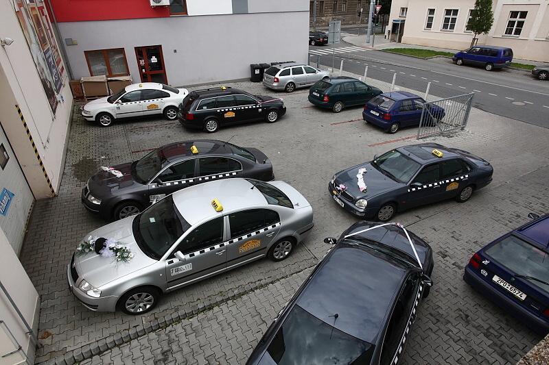 Taxislužba Radio Taxi Plzeň