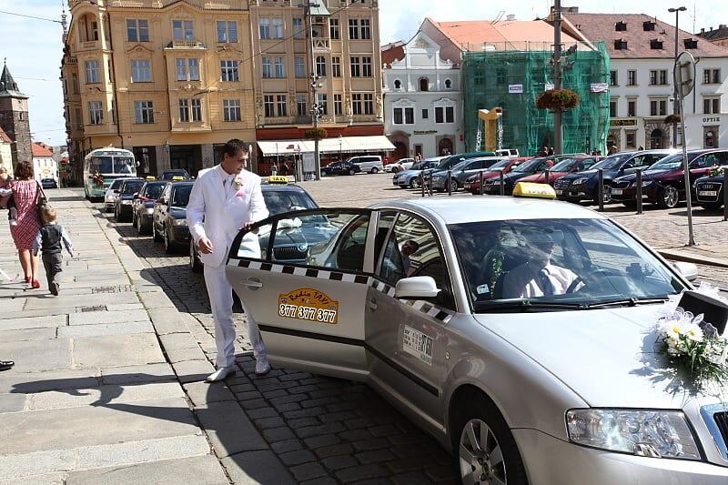 taxi plzen